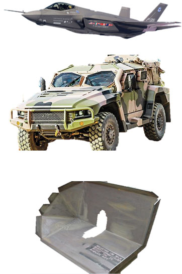 Military Equipment Manufacturers