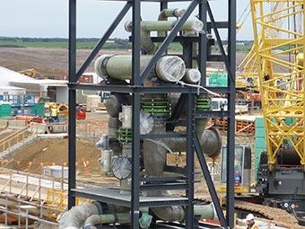 Pressure Vessel Manufacturing Process